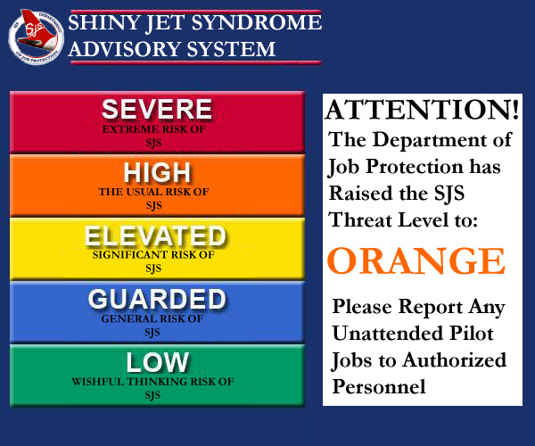 SJS Threat Level